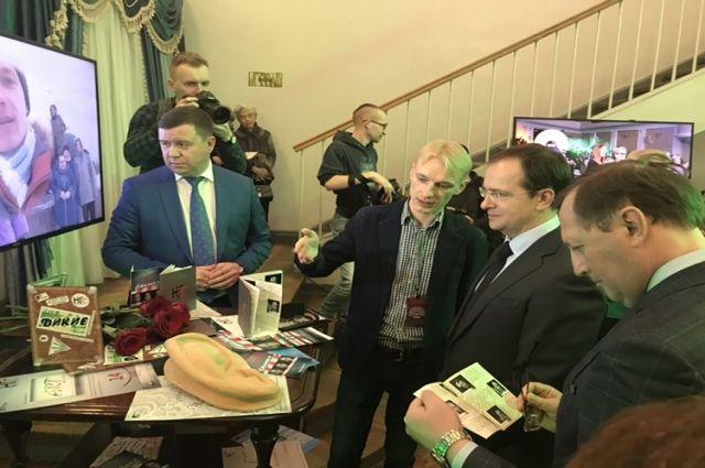 Министру культуры России рассказали о театре Ноябрьска