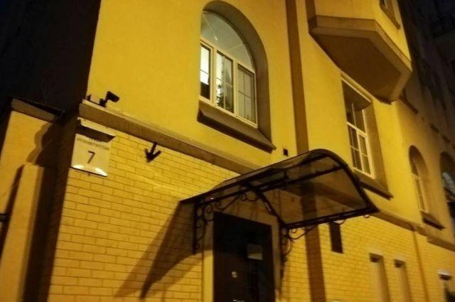 В центре Киева квартирный скандал закончился гибелью мужчины