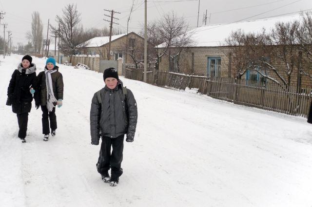 Сейчас в хуторской школе обучаются 42 ребёнка.