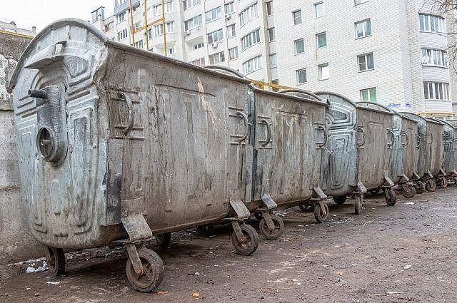 В этом году в Калининграде обустроят 22 контейнерные площадки