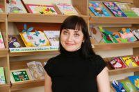Директор Алтайской краевой детской библиотеки им. Н.К. Крупской Людмила Санкина