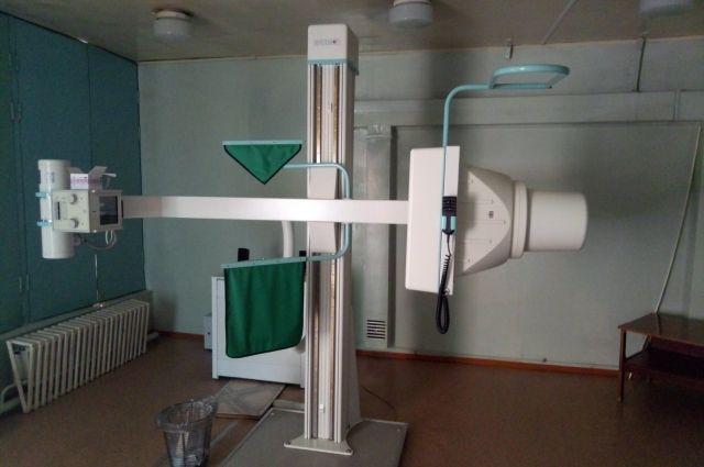 Областная туберкулёзная больница сегодня располагает всем необходимым современным оборудованием.