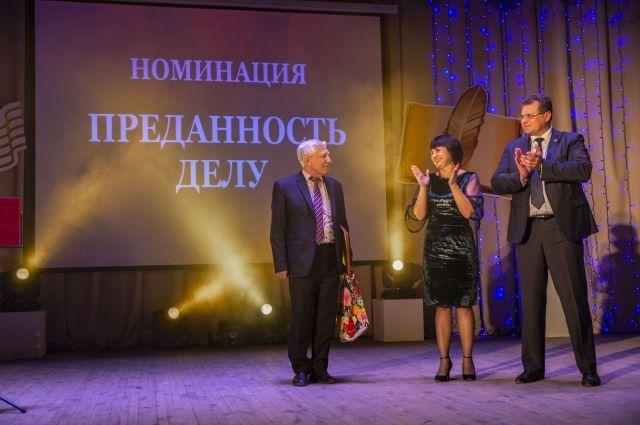 Директор Лебедёвской детской школы искусств Геннадий Горбунов в профессии с 12 лет