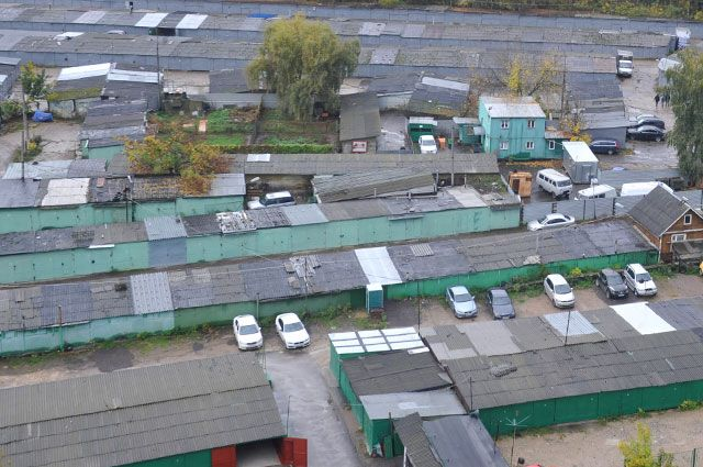 «Единая Россия» внесёт в Думу проект закона о «гаражной амнистии»