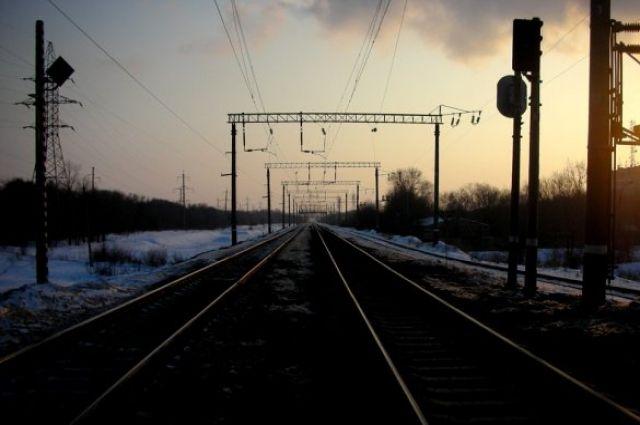 В Глазове школьники играли на железнодорожных путях