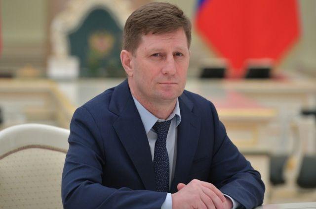 Сергей Фургал лично встретился с чемпионом мира Сергеей Горлановым.