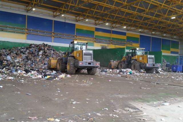 Тюменский мусоросортировочный завод планирует перерабатывать пищевые отходы