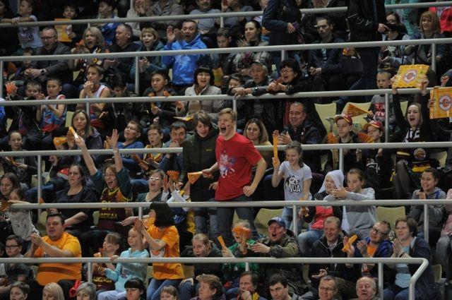 Оренбургская «Надежда» уступила в первом матче финала Кубка Европы
