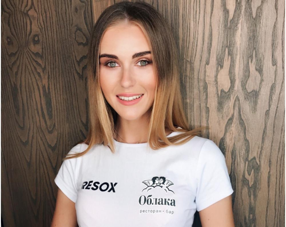 Бартушенко Оксана. 24 года. Место работы - АН « Удачное решение».