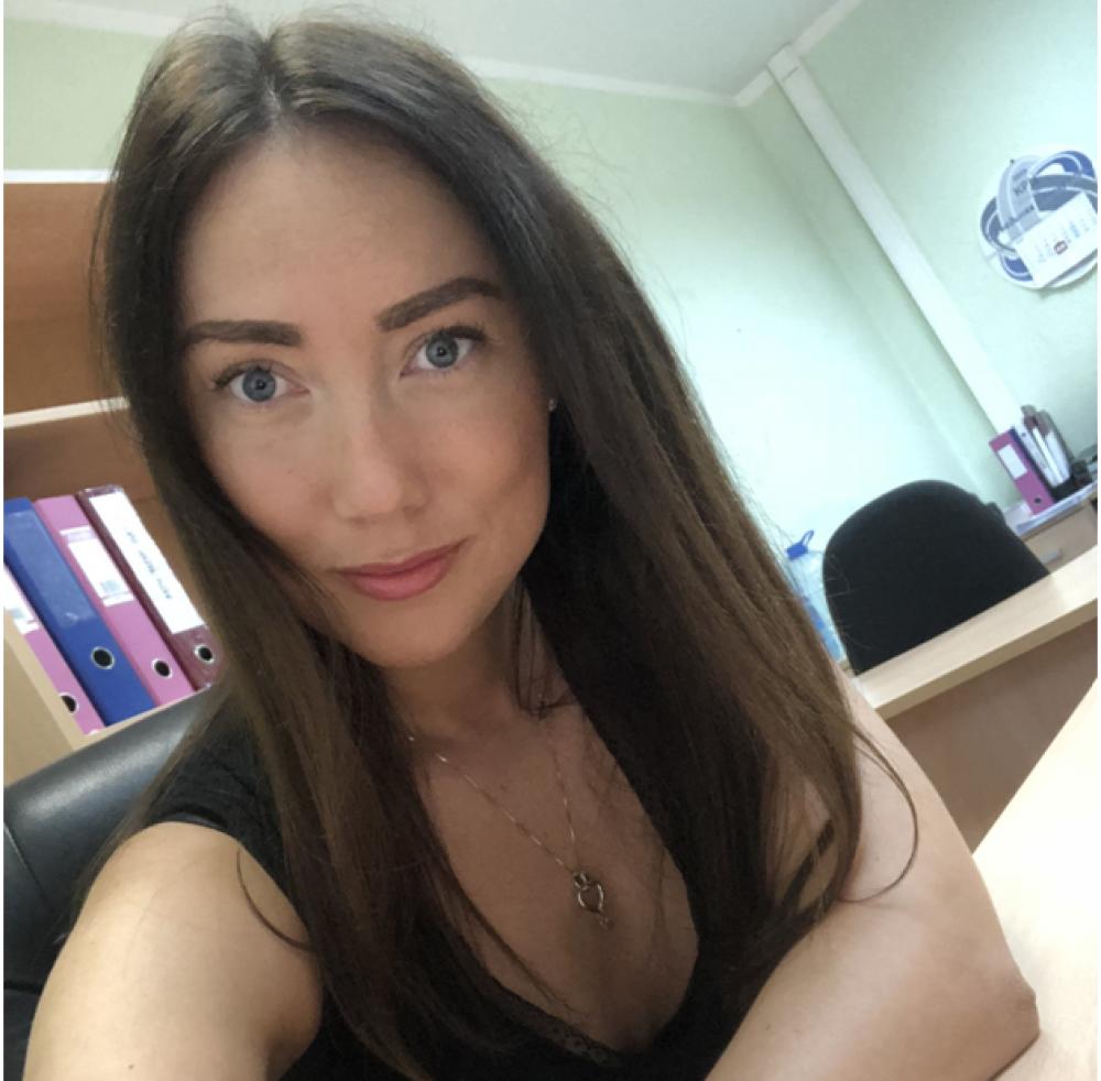 Щепетова Екатерина. 30 лет. Место работы - ПАО «Т Плюс» РЦУ г. Пермь.