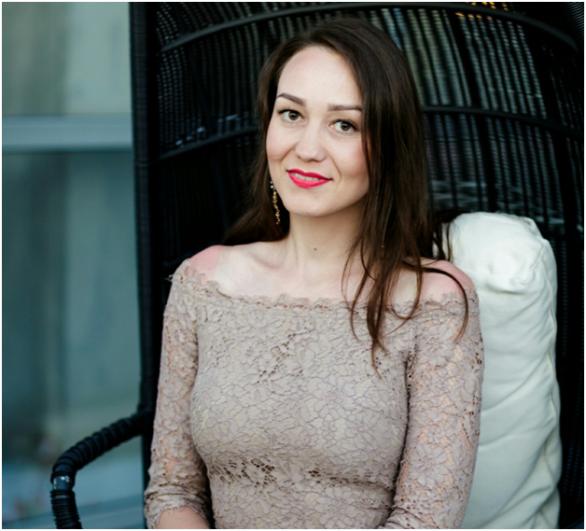 Кочинова Людмила. 28 лет. Место работы - ПАО Вымпелком.