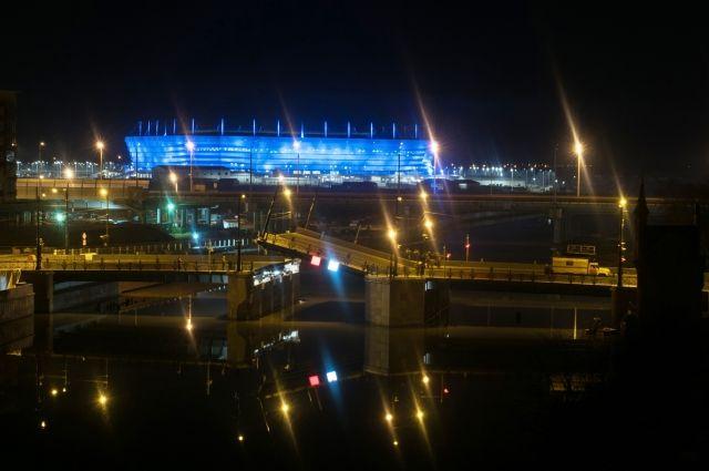 Ночью с 4-го на 5-е апреля в Калининграде разведут мосты