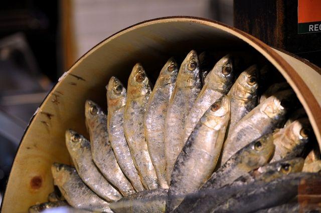 Роспотребнадзор Оренбуржья забраковал 360 кг рыбы и морепродуктов