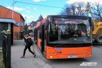 Денис Паслер недоволен общественным транспортом в Оренбурге