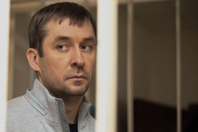 Полковник МВД Дмитрий Захарченко обратился в суд с просьбой изменить меру пресечения