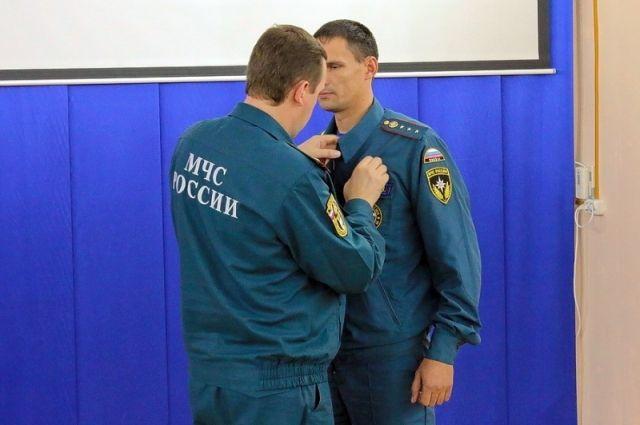 Министр МЧС прибыл в Хабаровск с проверкой.
