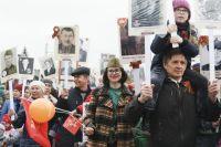 В прошлом году в Барнауле в акции «Бессмертный полк» участвовали свыше 40 тысяч человек.