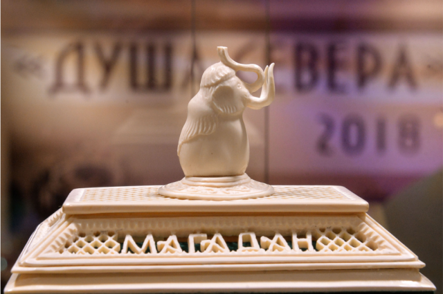 Музей резьбы по кости появился в Тобольске