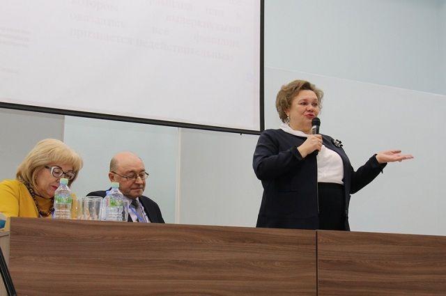 Ирина Медведева – академик РАН, заслуженный деятель науки РФ