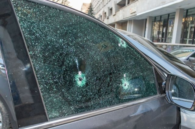 В Днепре полиция устроила погоню со стрельбой: есть пострадавший