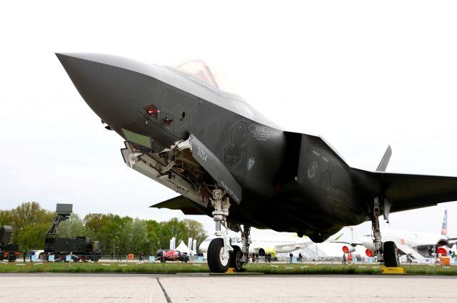 Греция допускает вариант закупки американских F-35