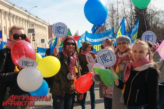 Полторы тысячи полицейских проследят за хабаровчанами на Первомай.