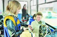 """""""Кодекс поведения"""" для кондкуторов предлагают разместить в салоне автобуса."""