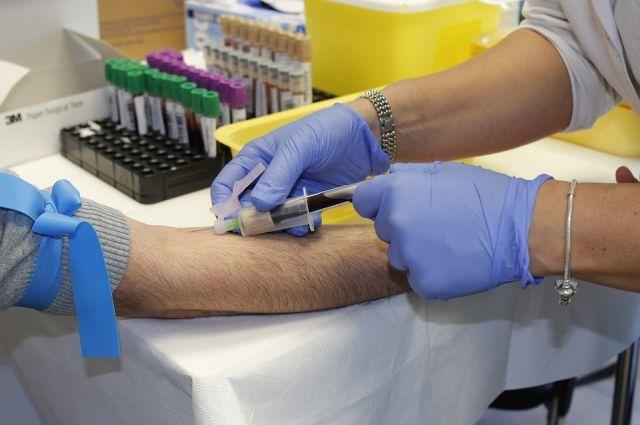 Тюменские студенты и преподаватели смогут стать донорами крови