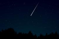 Упавшее небесное тело очень похоже на метеорит.