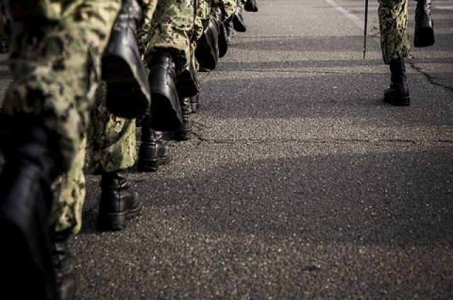Два призывника Тюменского района отправятся служить в Президентский полк