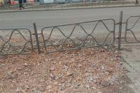 Подобные явления наблюдались годом ранее на ул. Кецховели.