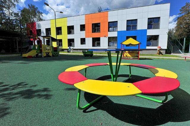 Строители срывают сроки сдачи детсада «Березки» в Хабаровске.