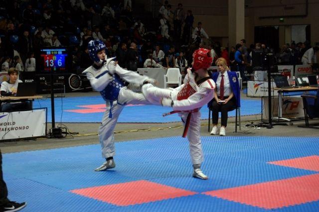 Сборная Хабкрая стала бронзовым призером чемпионата ДФО по тхэквондо.