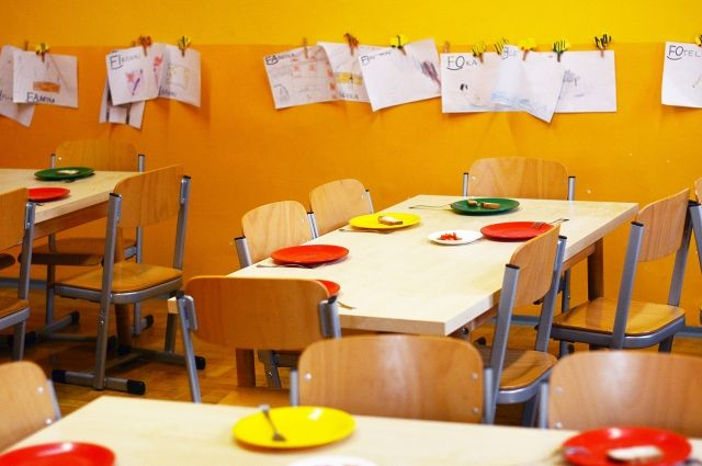 В Орске детский сад №99 закрыли на неопределенный срок