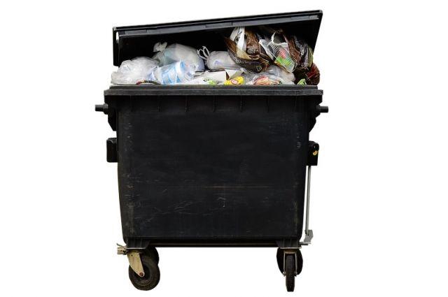 В Омскую область привезли 500 контейнеров для сбора мусора