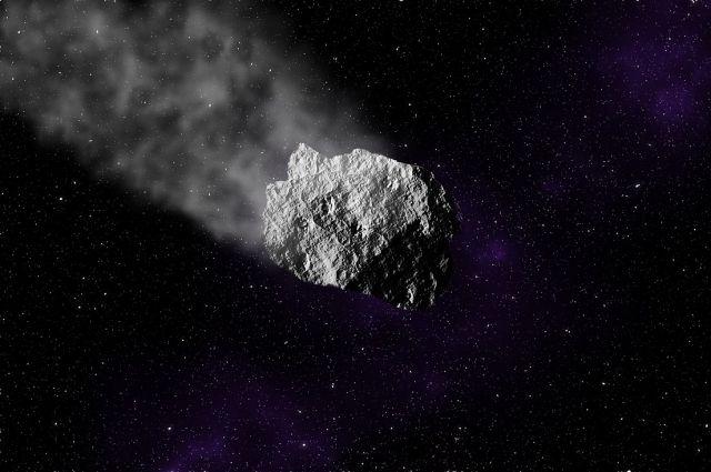 Падение неопознанного небесного тела над Турой было зафиксировано вечером 15 марта.