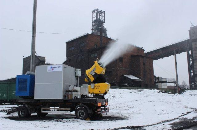 Новое оборудование введено в эксплуатацию на ОФ «Краснокаменская».