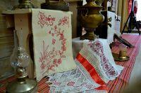Произведения тканого творчества представлены на выставке в Оренбурге.