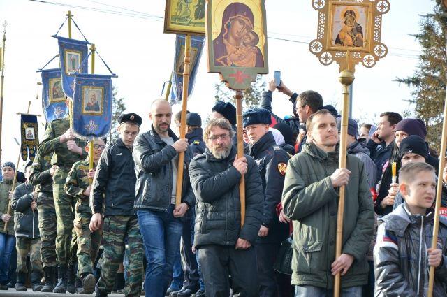 Мероприятия в этот день пройдут на площади возле Свято-Стефановского Кафедрального Собора.