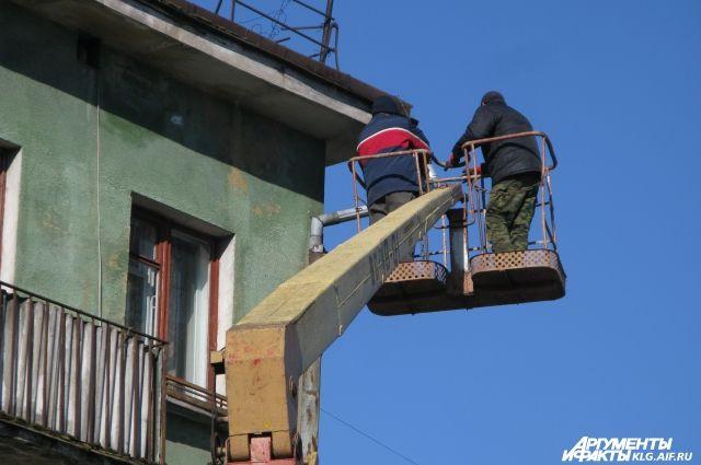 С 25 марта за каждым домом, где должен быть проведен капитальный ремонт, закреплён работник районной прокуратуры,