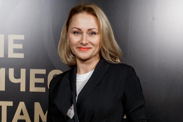 Директор по правовым вопросам АО «ОмскВодоканал» Ирина Васильева.
