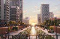 Квартал «Близкий» станет архитектурной изюминкой восьмого района Екатеринбурга.