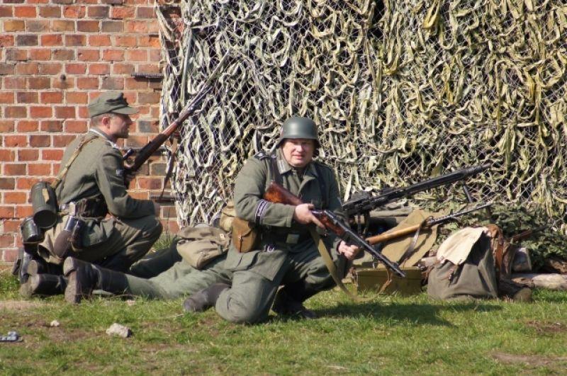 Форт №5 оказал наиболее активное сопротивление Красной армии.