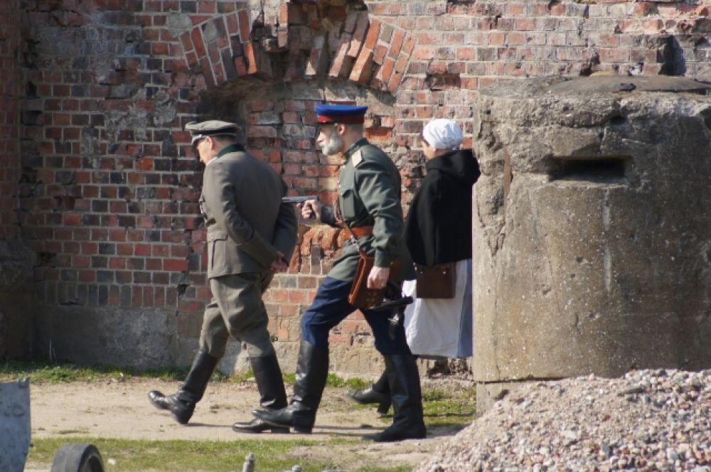 Утром 8 апреля гарнизон форта капитулировал.