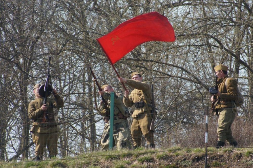 За его штурм звания героя Советского Союза были были удостоены 15 человек