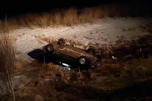 В Можгинском районе в ДТП погиб водитель «Приоры»