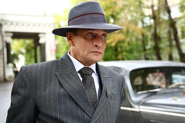 Александр Домогаров в роли Зорге.