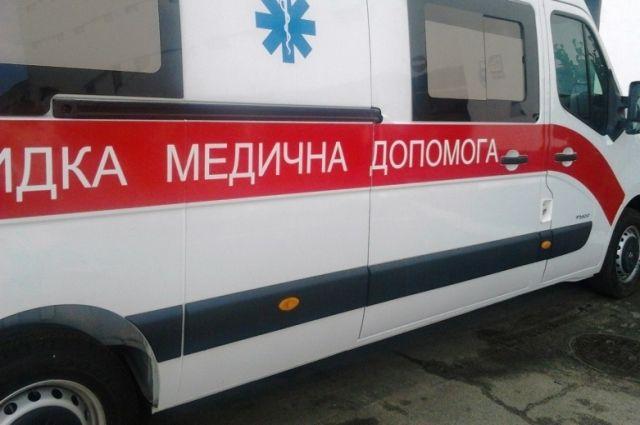 В Харькове возле роддома обнаружили труп мужчины с гематомами и ранами