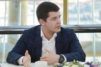 Губернатор ЯНАО Дмитрий Артюхов.