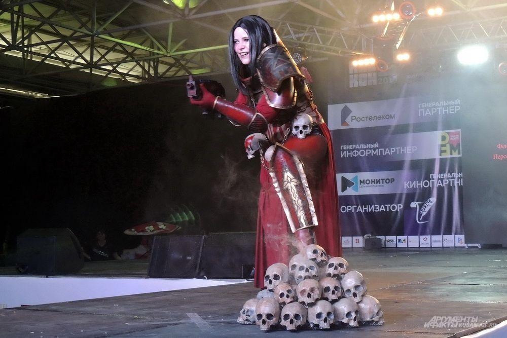 Персонаж настольной игры «Warhammer 40.000».